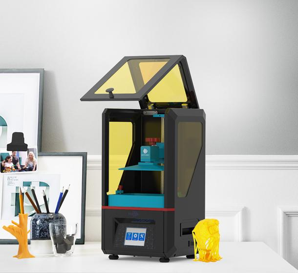 Photon sla 3d printer