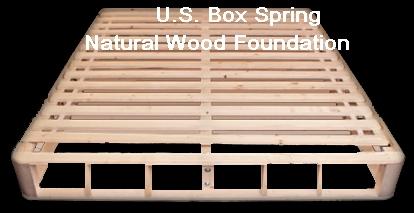 Wood Foundation