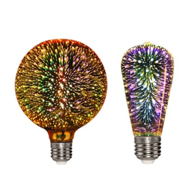 Three Dimensional LED Filament Bulb - Special Lighting Effects As Baby's Breath Was: $11.48 Now: $6.66.