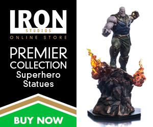 Premier Collection Superhero Statues