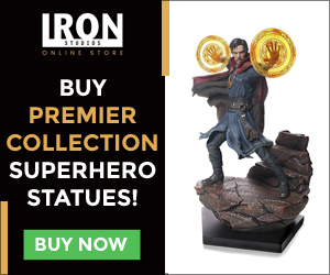 Buy Premier Colllection Superhero Statues!