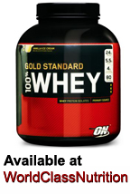 Optimum Whey Protein @ Low Low Prices