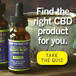 Daddy Burt's Product Finder Quiz