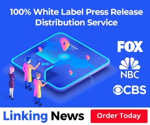 Online Press Release Service, White Label Press Release distribution, Press Release Distribution Service, Press Release.