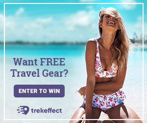 Get Free Travel Gear Now