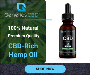 100% Natural Premium Quality CBD-rich Hemp Oil