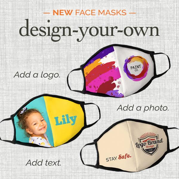 Snaptotes | Fabric Face Mask – Custom
