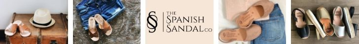 Shop authentic, handcrafted Spanish Avarcas Sandals made with all-natural materials. Find your style! All under $100. Visit TheSpanishSandalCo.com. Europe's favourite summer footwear now available in the U.S.