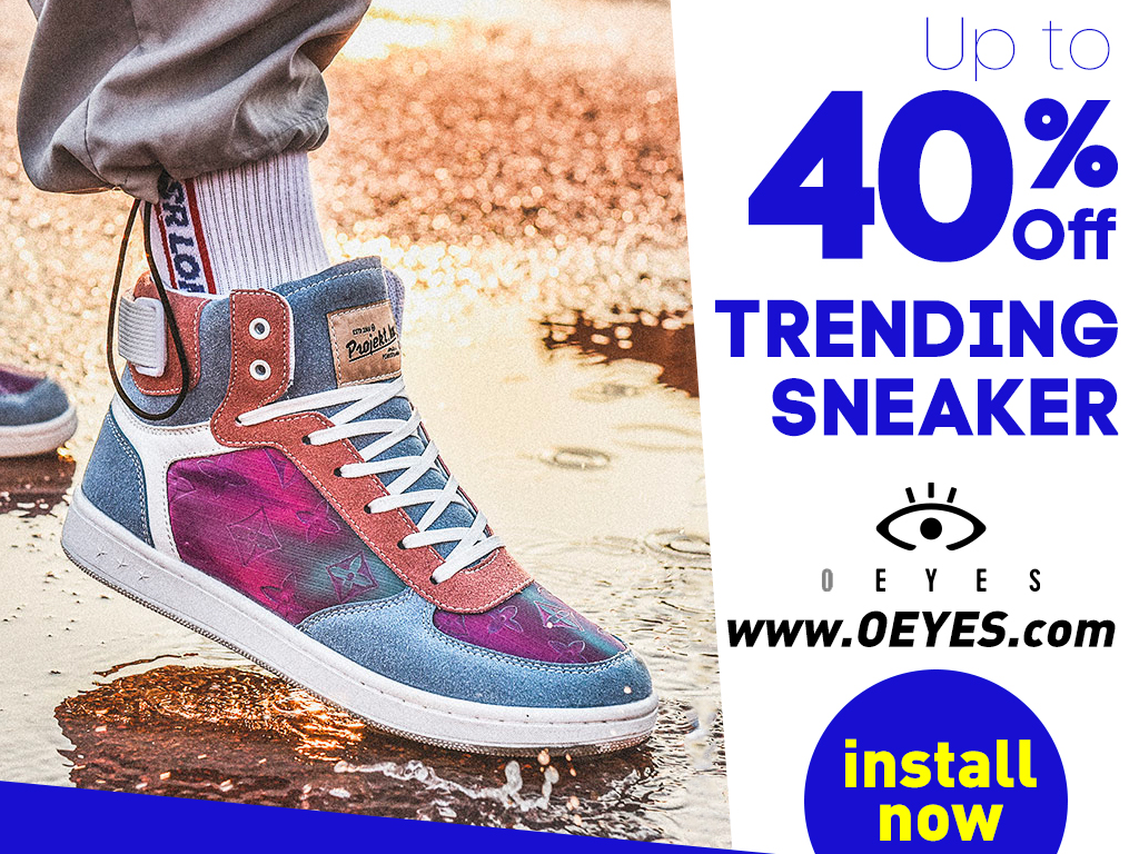"Welcome to install ""OEYES""APP.OEYES is A Sweg Online Store,Streetwear Available for Every Cool Guys"