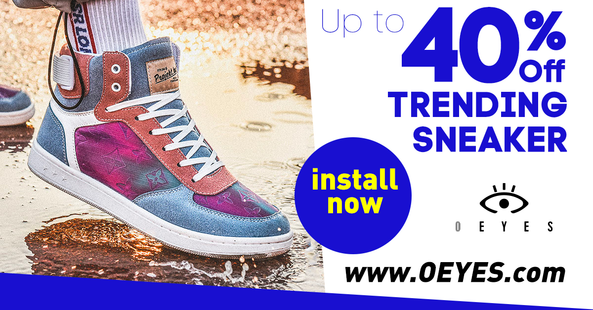 """Welcome to install """"OEYES""""APP.OEYES is A Sweg Online Store,Streetwear Available for Every Cool Guys"""