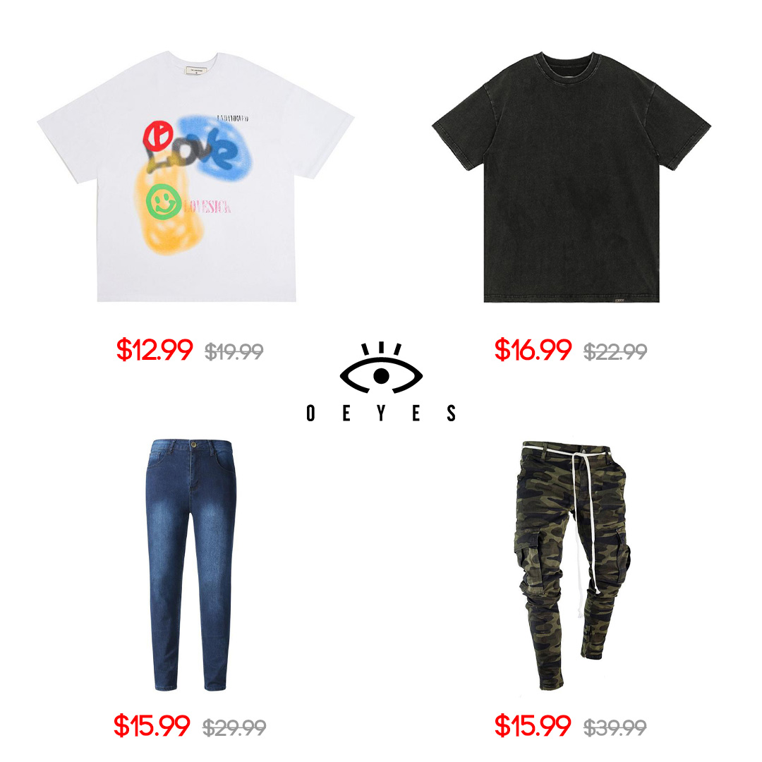 OEYES Online Sweg Store,Streetwear Available,Streetwear for Every Cool Guys, Streetwear Casual Sneakers from OEYES.