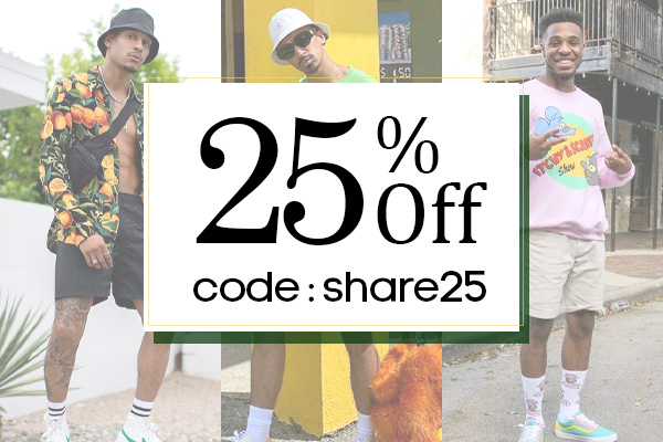 Get 25% Off for Orders over $120