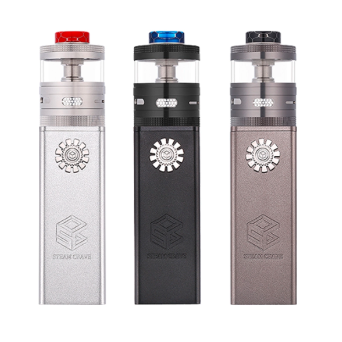 vapesourcing.com - $130.99 for Steam Crave Titan Combo Kit with Aromamizer Titan V2 RDTA