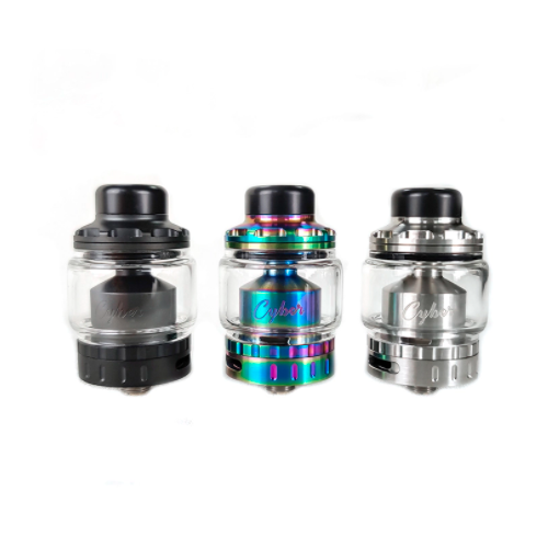 vapesourcing.com - 21.00% off for Gas Mods Cyber RTA 24mm, only $25.99