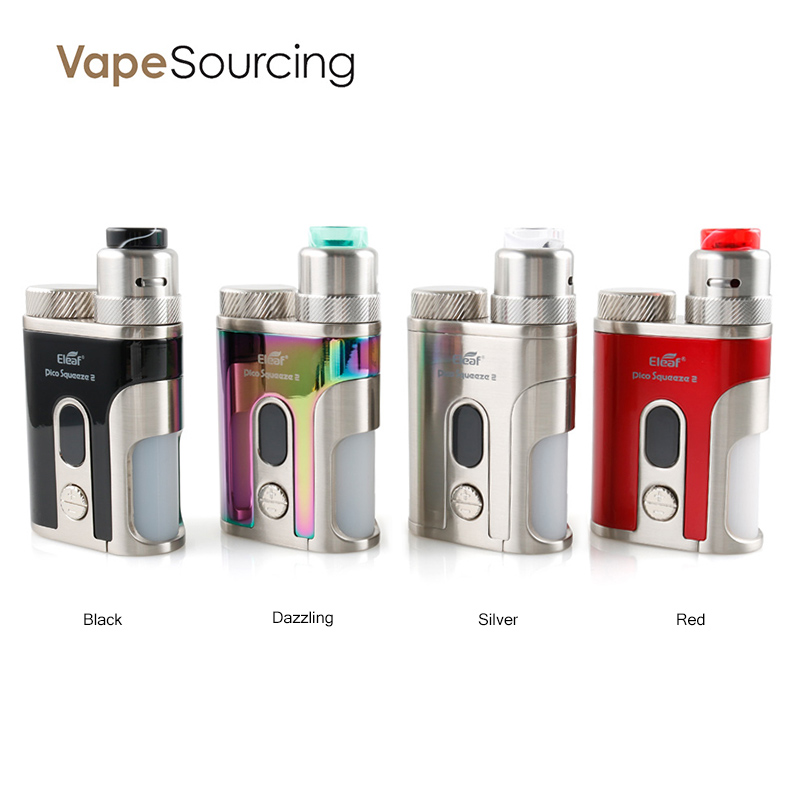 vapesourcing.com - 30.02% off for Eleaf Pico Squeeze 2 Kit, only $13.99