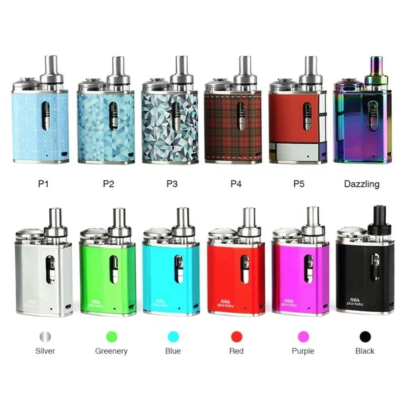 vapesourcing.com - 39.40% off for Eleaf iStick Pico Baby Kit, only $9.69