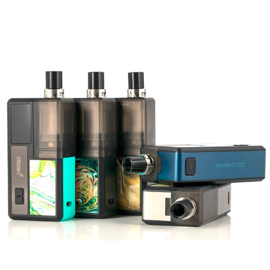 vapesourcing.com - 12.50% off for Smoant Knight 80 Mod Pod Kit 80W, only $27.99