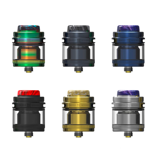 vapesourcing.com - 28.49% off for Wotofo Profile M RTA 24.5mm, only $23.59