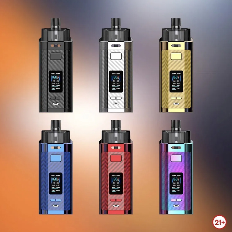 vapesourcing.com - 15.01% off for SMOK RPM160 Dual 18650 Pod Kit, only $25.49