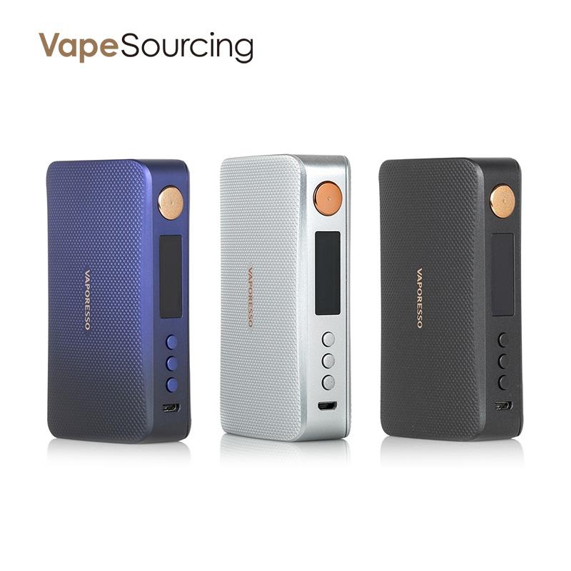 vapesourcing.com - 19.24% off for Vaporesso GEN TC Box Mod 220W, only $20.99