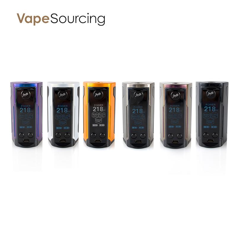 vapesourcing.com - $17.99 for WISMEC Reuleaux RX GEN3 Dual TC Box Mod 230W