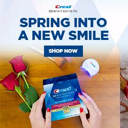 Crest White Smile