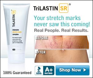 TriLastin Stretch Marks Cream