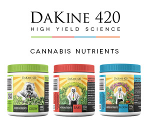Dakine 420 Cannabis Nutrients