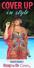 Plus Size Swim Cover Ups Always For Me