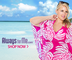 New Plus Size Swim Coverups