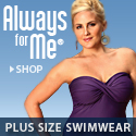 Always For Me Plus Size Swimsuits