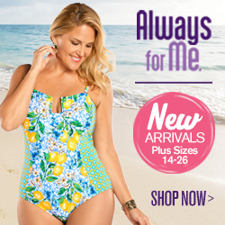 New 2017 Plus Size Swimsuits