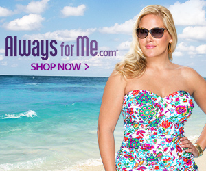 Plus Size Swimwear |Always For Me 2015