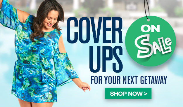 Plus Size Swimsuit cover-ups