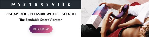 Crescendo - The Bendable Smart Vibrator