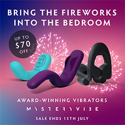 4th of July Sale - Save up to $70 at MysteryVibe