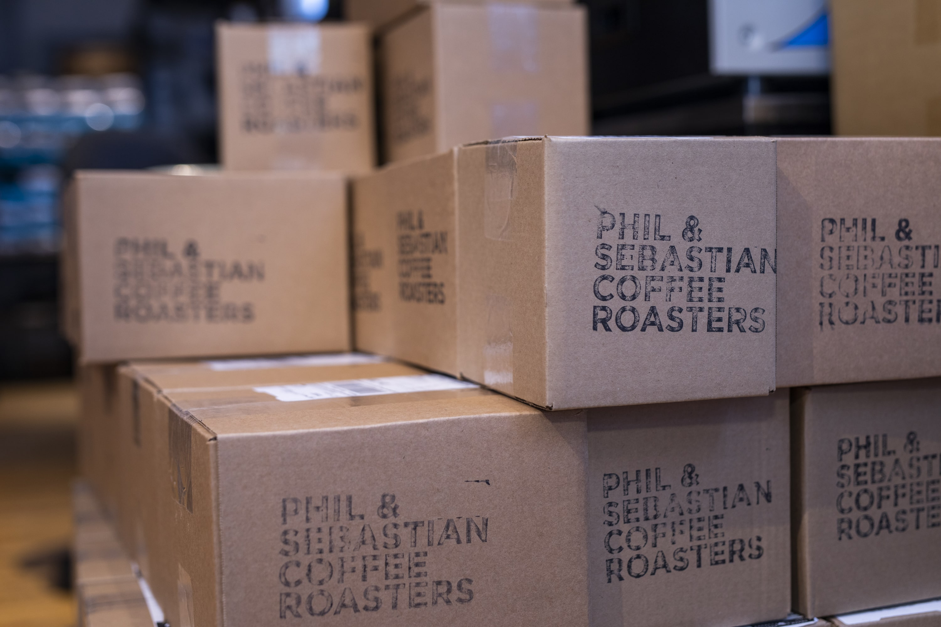 Phil & Sebastian Coffee Subscription