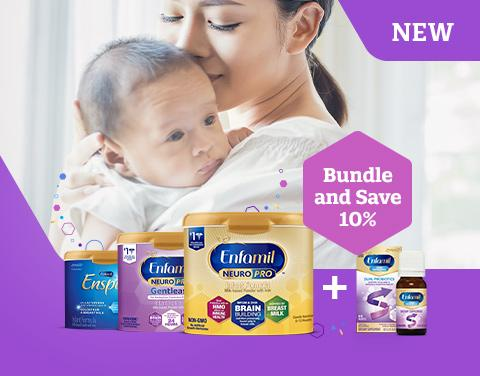Enfamil Probiotic Bundle