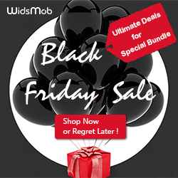 WidsMob Black Friday