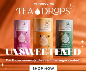 Unsweetened Tea Drops