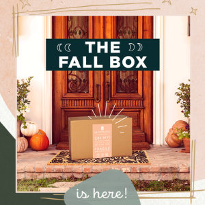 Fall 2020 Box Is On Sale!
