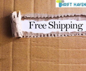 FREE SHIPPING ON ORDER OVER $25