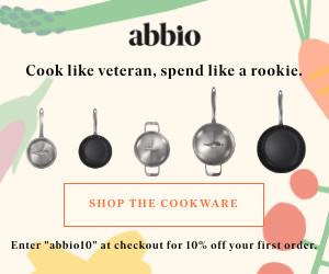 Abbio Cookware
