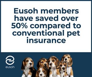 Eusoh - pet insurance - 300 x 250