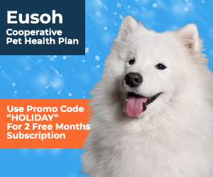 Eusoh promo code HOLIDAY