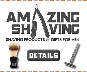 Shaving Products and Gifts for Men