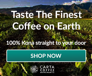 carta coffee kona coffee