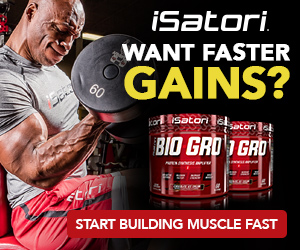 AMPLIFY MUSCLE PROTEIN SYNTHESIS - iSatori's BIO-GRO is specifically designed to help your body amplify the muscle protein synthesis process. After working out or competing in intense athletics, you need to take advantage of the hard work and performance