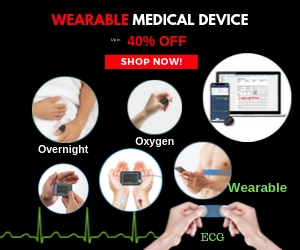 Wearable Medical Device. Conmfortable. Medical Grade. Affordable.
