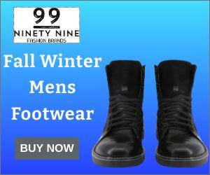 Fall Winter Men's Footwear